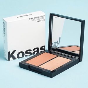 Bronzer by Kosas Blush and Highlighter Palette
